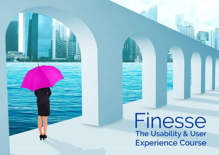 Finesse – The Master Class in Usability and UX Design: May/JHB