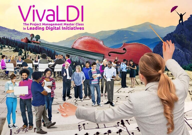 VivaLDI – The Project Management Master Class in Leading Digital Initiatives: May/JHB