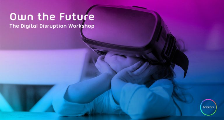 Own The Future – Digital Disruption Workshop May/Jhb